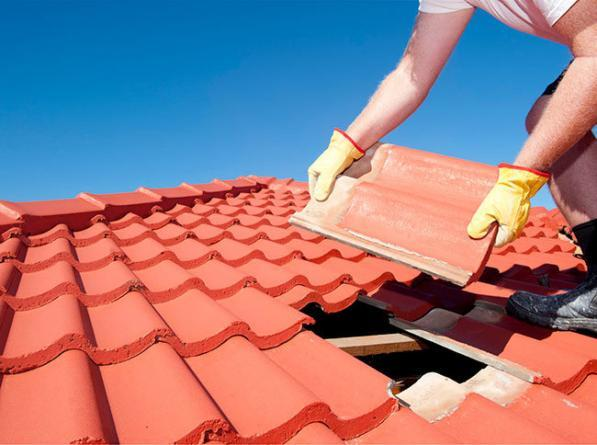 Tile roof replacement in dallas texas