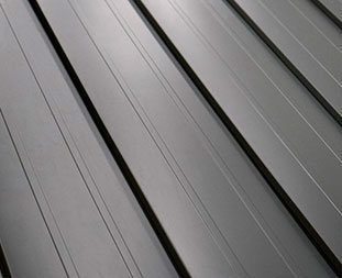 Standing Seam Metal Roofing
