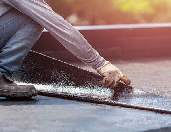 Roof Replacement modified bitumen dallas