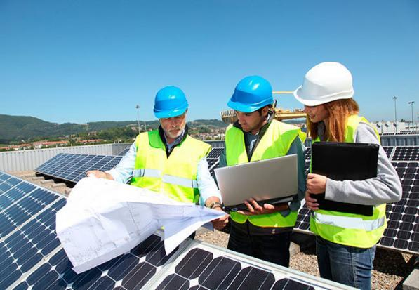 Solar Roofing Systems