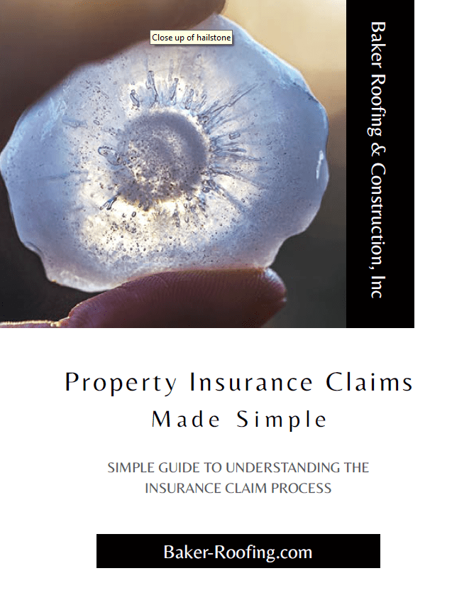 Understanding the property insurance claim process ebook cover